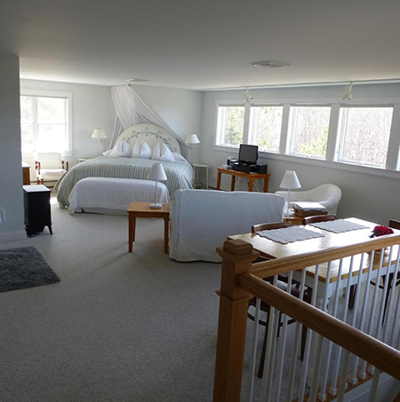 A top-quality romantic bed and breakfast in Wellfleet, MA